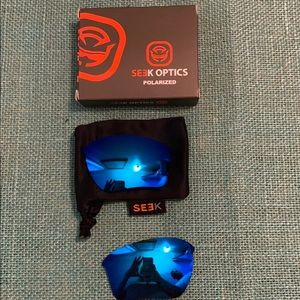Replacement lenses half jacket 2.0 xl